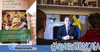 """""""La partida de los músicos"""" o la alternativa sueca a la lucha contra la pandemia"""