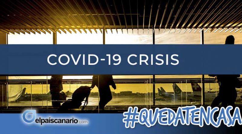 Covid-19 y sector aéreo: una industria en crisis