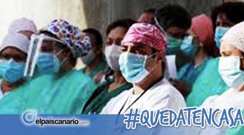 Intersindical Canaria denuncia que las demandas de los agentes sanitarios no se incluyen en el plan de reconstrucción