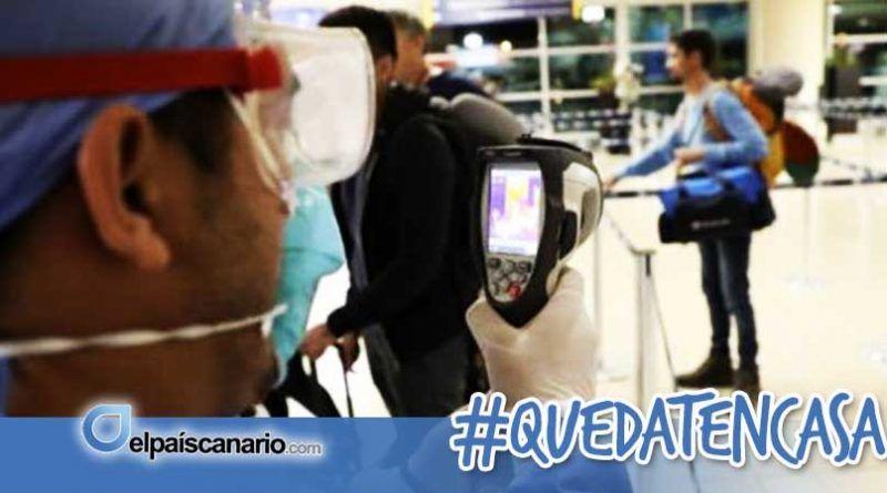"""COVID-19: El sindicato aeroportuario advierte, """"no se están realizando controles fiables"""""""