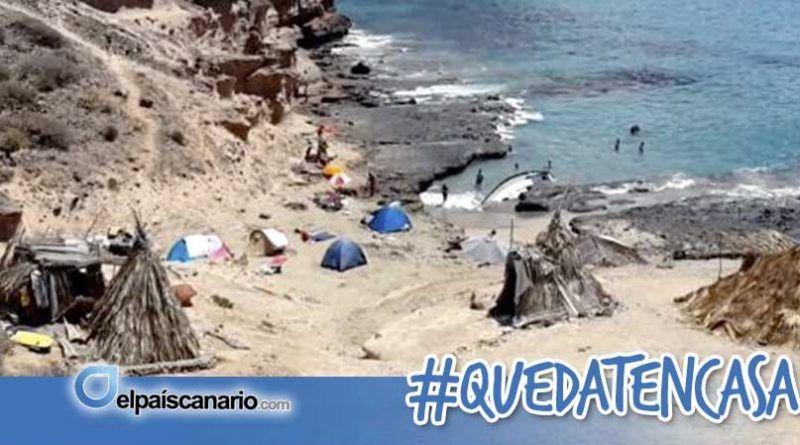 El Cabildo, a propuesta de Sí Podemos Canarias, acuerda proteger y restaurar La Caleta de Adeje