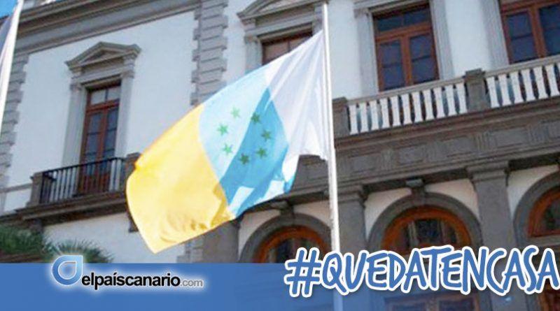 """AHORA CANARIAS: """"prohibir el izado de la bandera nacional canaria en edificios públicos atenta contra el sentir de la mayoría"""""""
