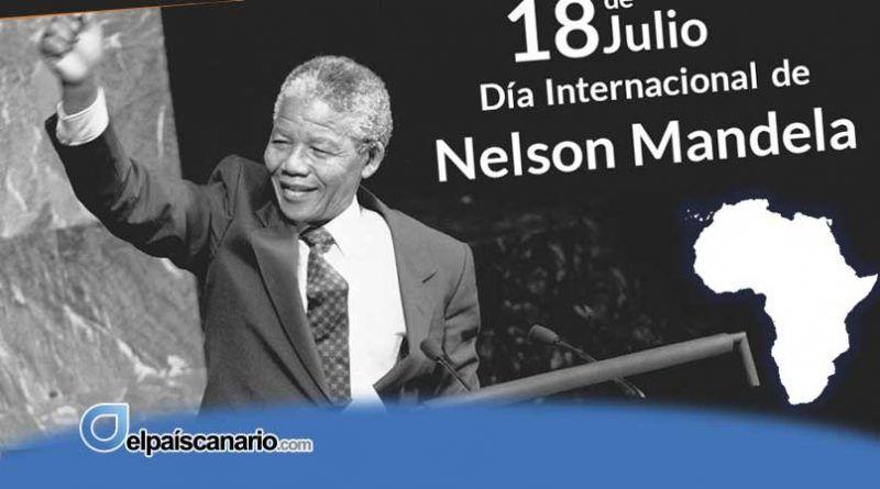 El Cabildo de Tenerife conmemora el Día Internacional de Nelson Mandela con actividades virtuales