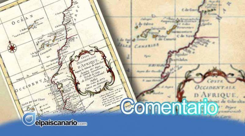 Canarias, la geografía y el imaginario colonial