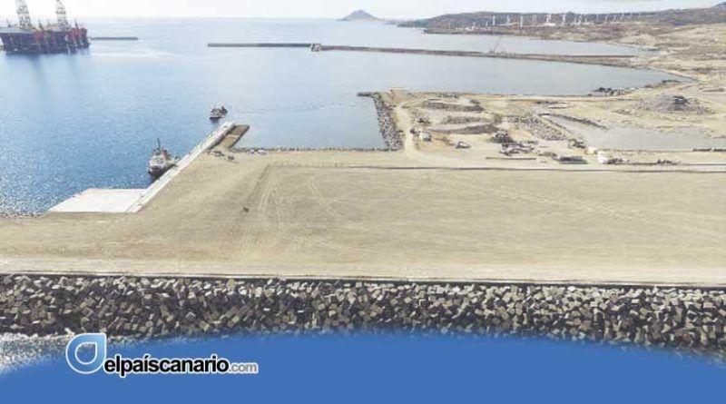 Adjudican una tercera carretera para unir el puerto de Granadilla con la TF-1 por unos treinta millones de euros de nada