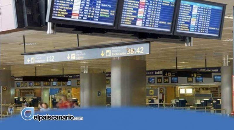 Exigen suspender la libre circulación de personas entre Canarias y el exterior