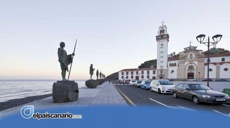 El Cabildo recuerda que el tránsito por los senderos hacia Candelaria está prohibido