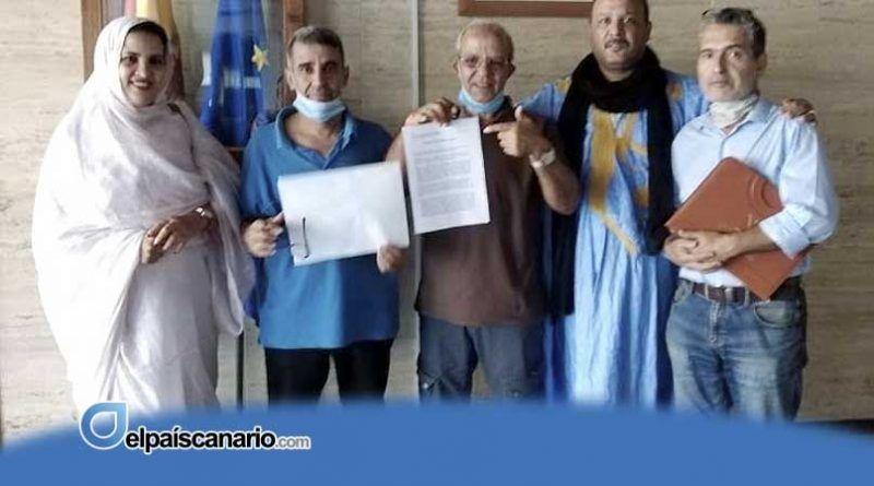 Saharauis nacidos bajo la administración española se movilizan para reclamar al Gobierno y la justicia el reconocimiento de sus derechos de ciudadanía