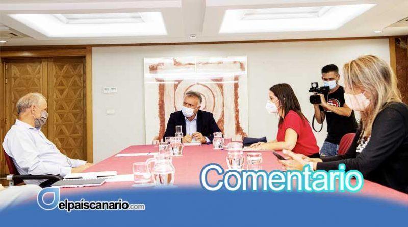 Ángel Víctor Torres y TUI, empeñados en salvar la temporada de invierno