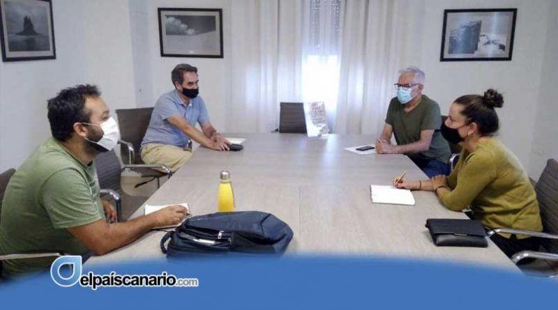 Sí Podemos Canarias se opone a la destrucción de un barranco de alto valor paisajístico en El Sauzal para la construcción de una urbanización de chalets de lujo