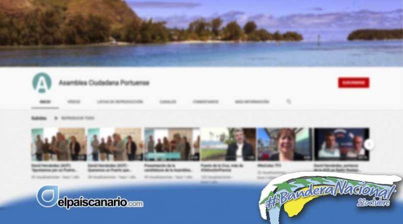 """La Escuela de Formación de la Asamblea Ciudadana Portuense ofrece la conferencia telemática """"La vivienda en Canarias, ¿un problema con solución?"""""""