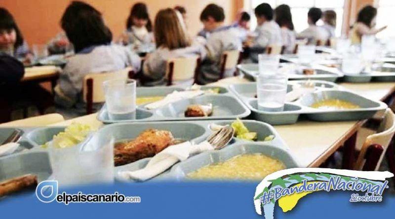 Canarias: La falta de personal de administración y servicios (PAS) obliga a algunos centros a pensar en el cierre temporal del servicio de comedor