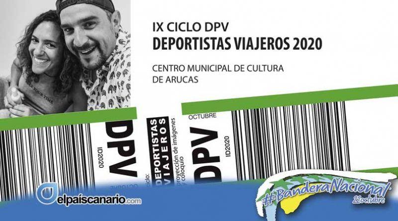 """El miércoles 21 de octubre llega a Arucas la magia del ascenso al Kilimanjaro en el IX Ciclo """"Deportistas Viajeros – DPV 2020"""""""