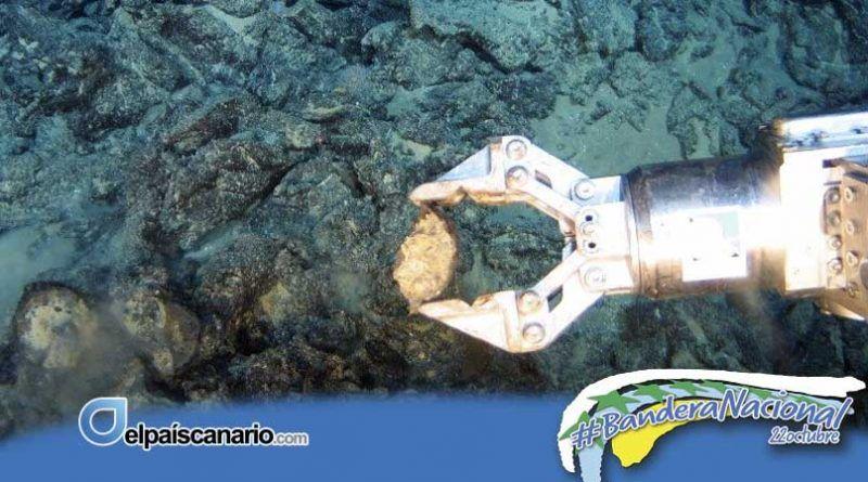 Iniciativa Popular Canaria acusa a la Comisión Europea de perpetuar el expolio colonial con la minería submarina