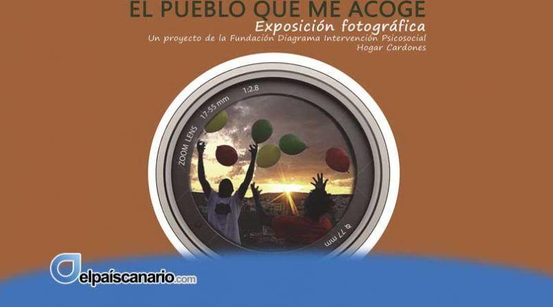 """La Exposición """"EL PUEBLO QUE ME ACOGE"""" abre sus puertas el viernes 9 de octubre en La Casa Verde de Firgas"""