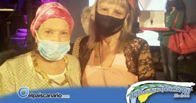 María Lulia Fernández, Mujer Destacada 2020 en el Municipio de Los Llanos de Aridane, La Palma