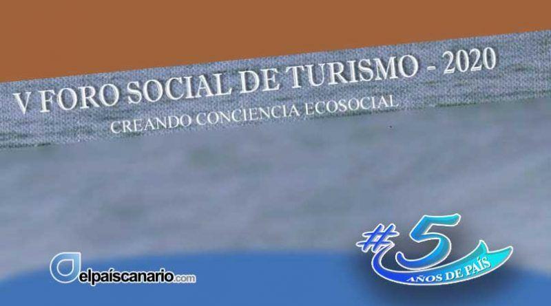V Foro Social de Turismo 2020: creando conciencia ecosocial