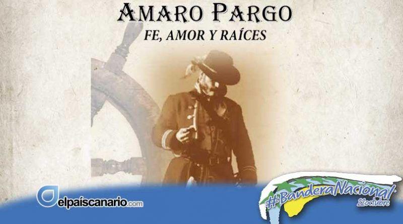 """Presentación de """"Amaro Pargo, fe, amor y raíces"""""""