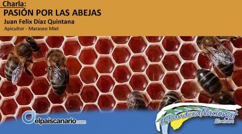 El viernes 6 de noviembre, el apicultor Juan Félix Díaz hablará sobre abejas y miel en La Casa Verde de Firgas