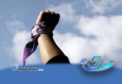 MANIFIESTO. Este 25 de noviembre las mujeres canarias seguimos en la brega contra todas las violencias hacia las mujeres