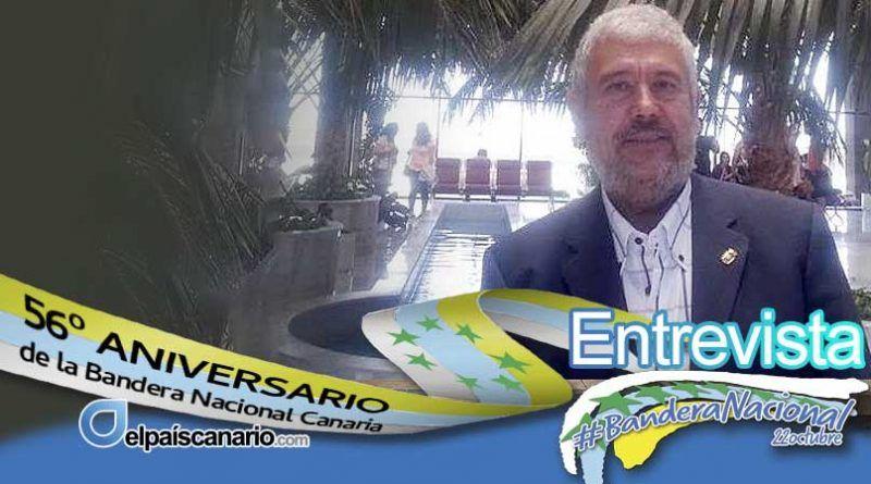 """Pedro Medina Calero: """"El modelo autonómico y de integración en la Unión Europea está diseñado para convertirnos en una colonia de mercado cautivo donde colocar las producciones y excedentes estatales"""""""