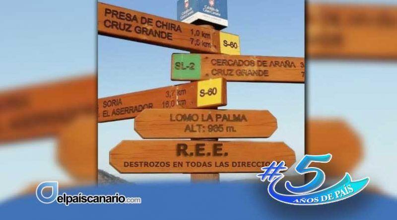 Ben Magec exige al Gobierno de Canarias un impacto ambiental del proyecto Chira – Soria ajustado a la ley
