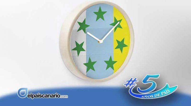 El reloj para una Canarias independiente está en hora