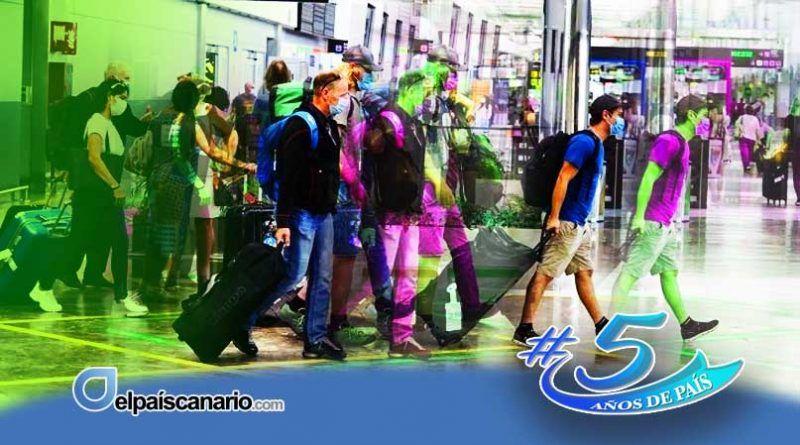 Canarias, puertas abiertas al virus