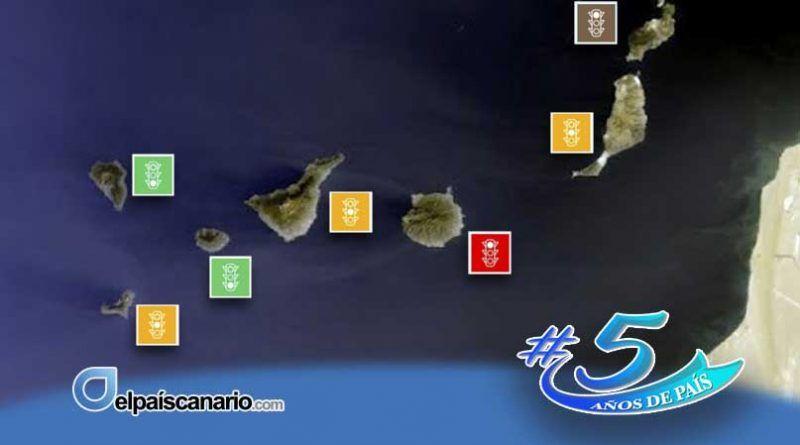 Canarias: Medidas específicas en supuestos de alta incidencia acumulada