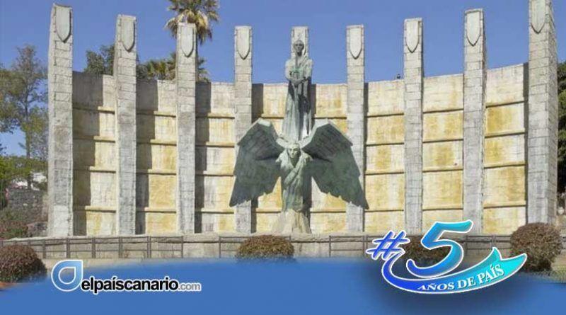 La Junta Republicana de Canarias exige nuevamente la retirada del monumento a Franco en Santa Cruz de Tenerife