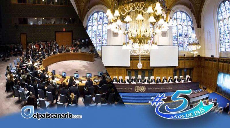 Dos caminos hacia la independencia de Canarias: uno lo decide la Asamblea de las Naciones Unidas y otro la Corte Internacional de Justicia