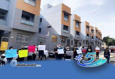 Sí Podemos Canarias reclama la implicación del Cabildo para detener los desahucios sin alternativa habitacional en la Isla