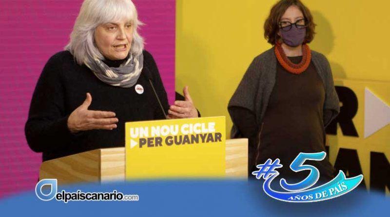 La CUP-G no debe entrar en el gobierno de la Generalitat de Catalunya