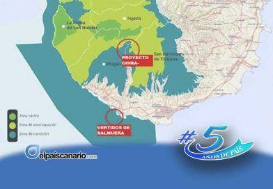 Salvar Chira-Soria denuncia la inseguridad de las presas para un uso hidroeléctrico