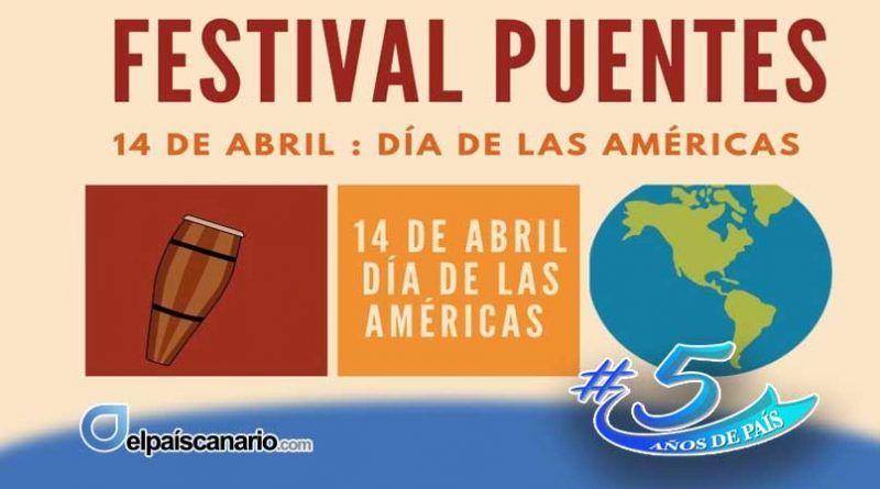 Acción Exterior del Cabildo celebra el Día de las Américas con el Festival Puentes