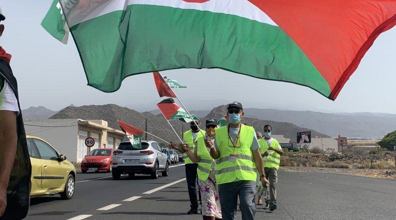 Agenda. Marchas por la Libertad del Pueblo Saharaui en Tenerife