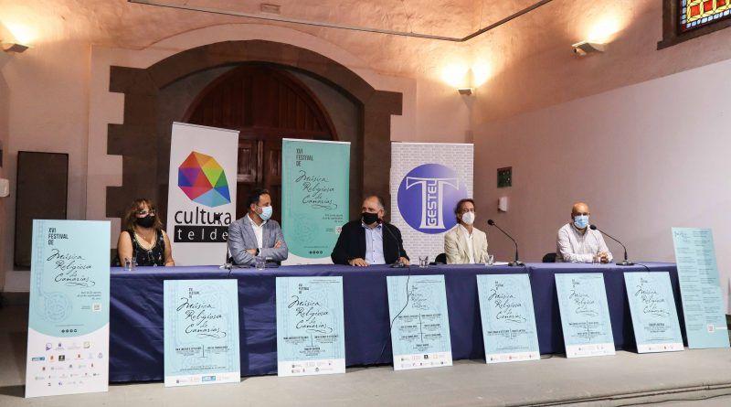 El 'Festival de Música Religiosa' regresa con 19 conciertos en seis islas tras la anterior edición marcada por la pandemia