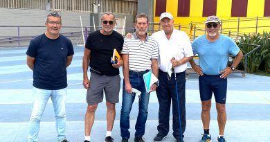 """El Estadio de Atletismo """"Juan Ruano"""""""