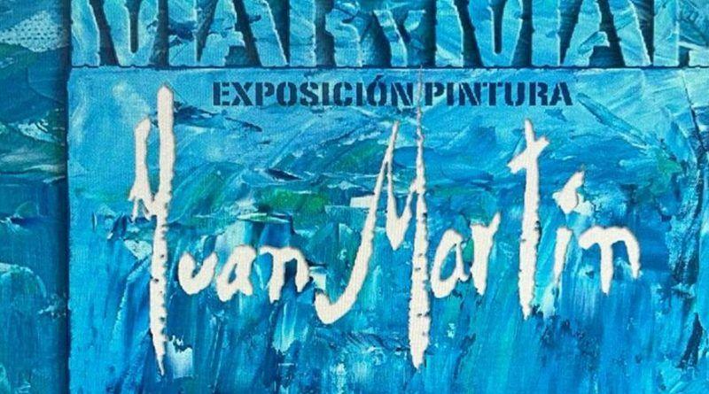 """El 15 de octubre se inaugura en Firgas la Exposición """"MAR Y MAL"""" de Juan Martín"""