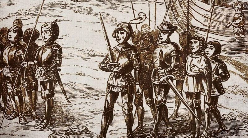 Inconquistables. Relectura guanche de un texto renacentista
