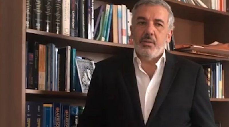 El rector de la ULPGC firma a favor y en contra del Proyecto de Chira-Soria